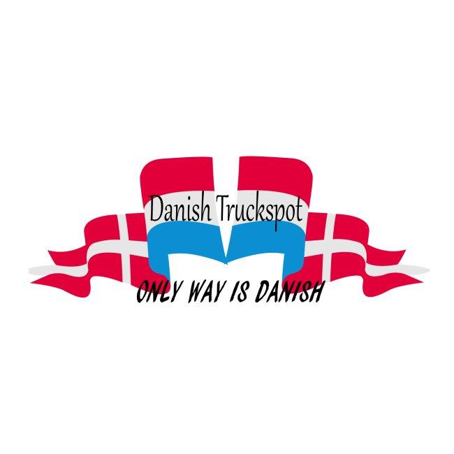 Danish Truckspot poster