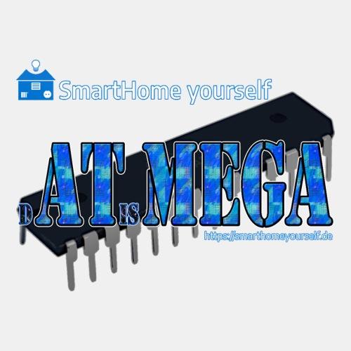 dATisMEGA - Sticker