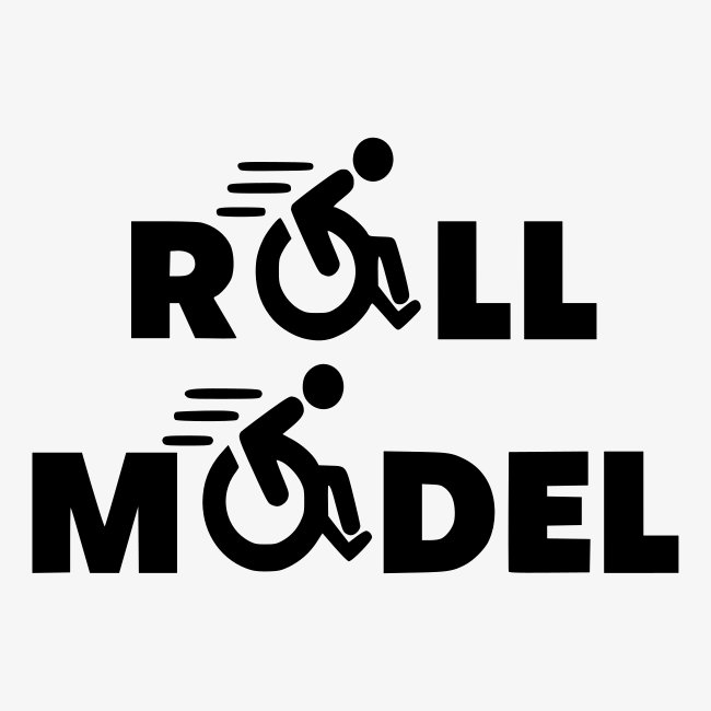 Elke rolstoel gebruiker is een roll model