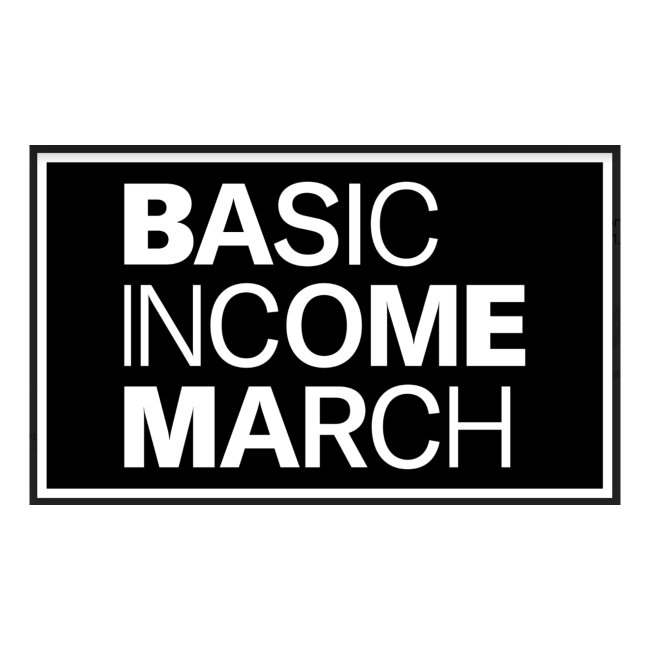 basic income march