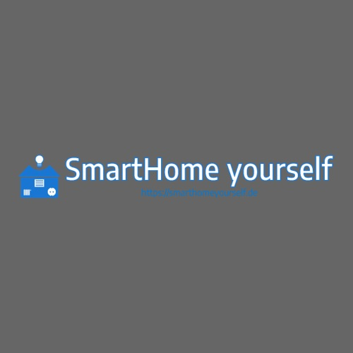SmarthomeYourself Logo - Sticker
