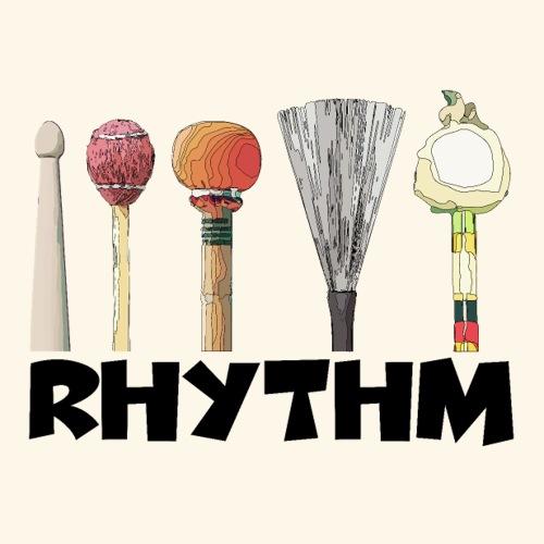 Rhythm - Sticker