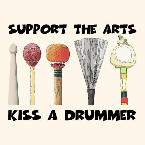 Drummer - Sticker