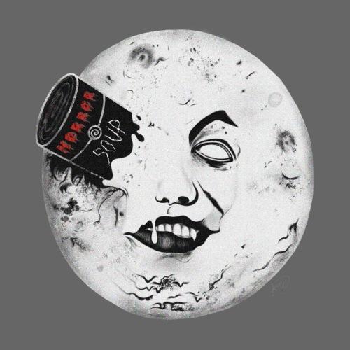 Bad Moon - Adesivo
