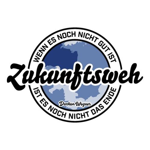 Zukunftsweh - Sticker