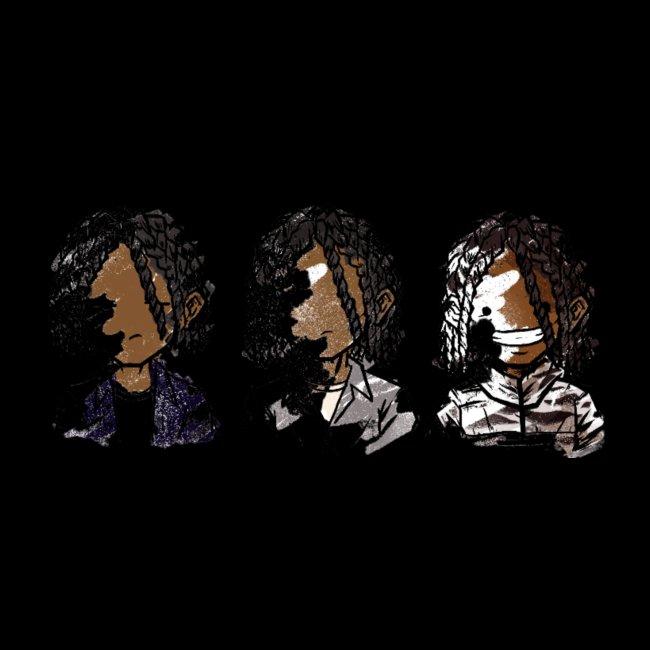 Mehki Raine 3-Part Evolution