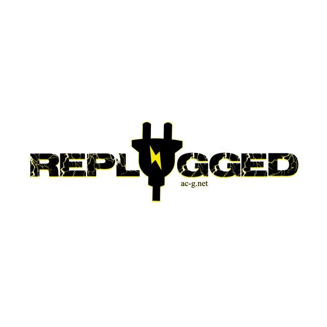 Replugged Singles - Clip Art Black