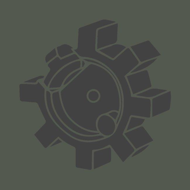AR15 bolt sticker