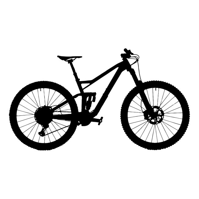 MTN Bike - all you need
