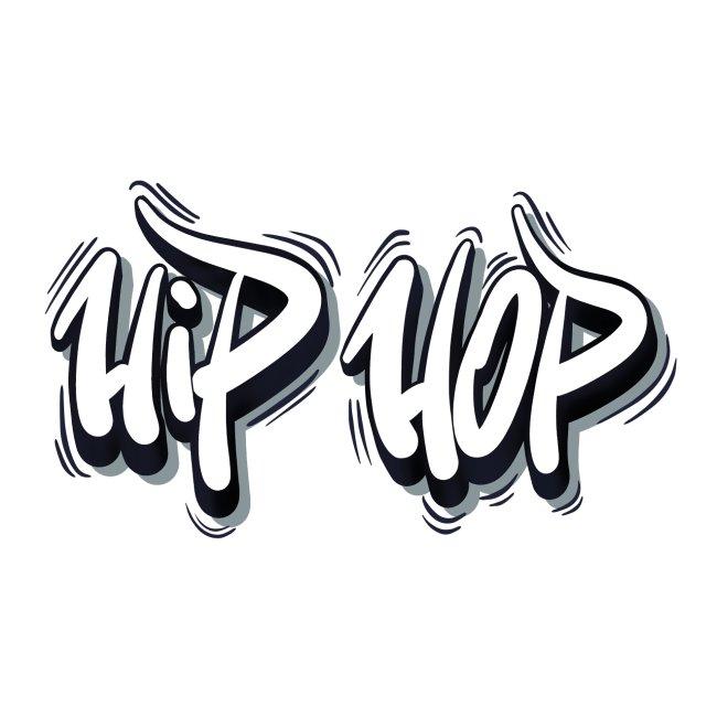 Hip Hop Graffiti Sticker