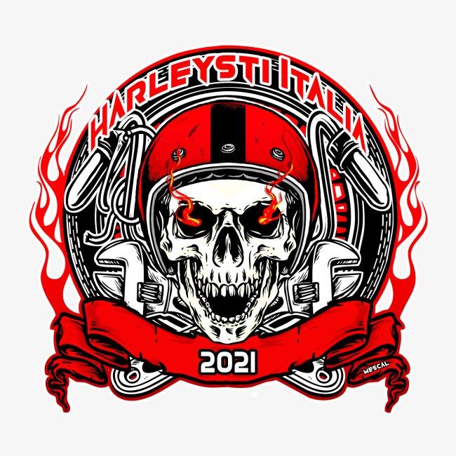 Harleysti Italia Design Ufficiale Collezione 2021