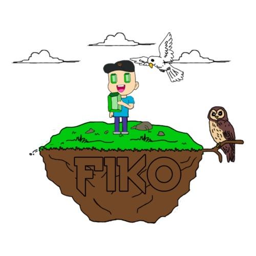 FIKO - Emerald Eventyr - Sticker