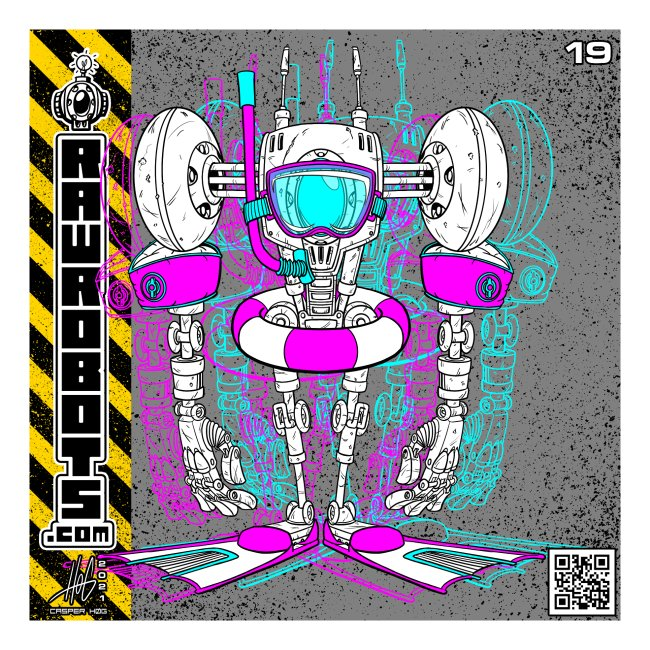 The B.E.A.C.H. Robot!