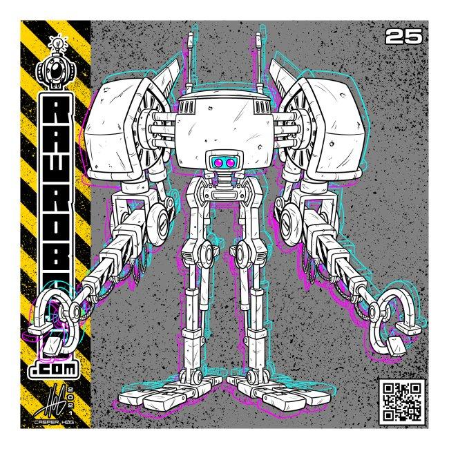The E.X.T.E.N.D. Robot!