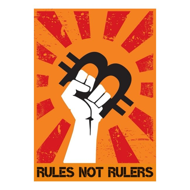 rules not rulers