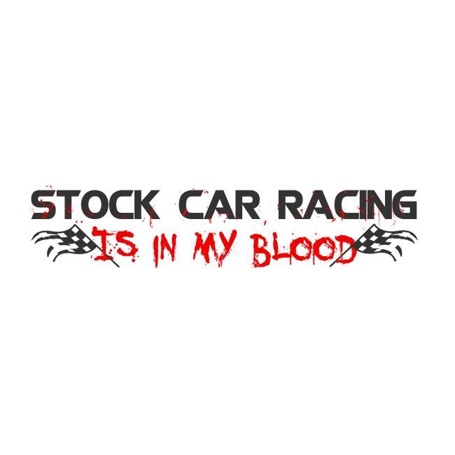 Stockcar Racing in my blood