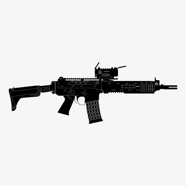 Automatkarbin 5C (Ak5C) - Swedish Assault Rifle