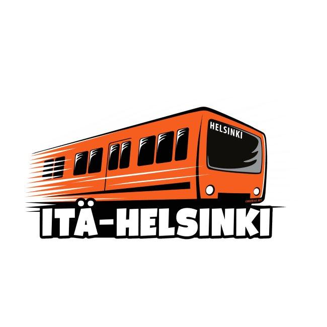 METRO ITÄ-HELSINKI T-paidat, Hupparit, lahjat ym.