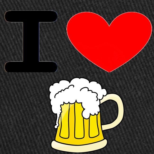 I love bier