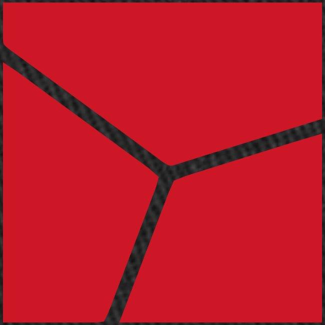 Logo in Rot
