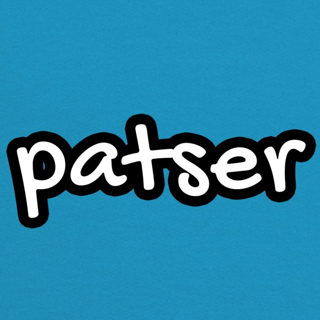Patser - Basic White