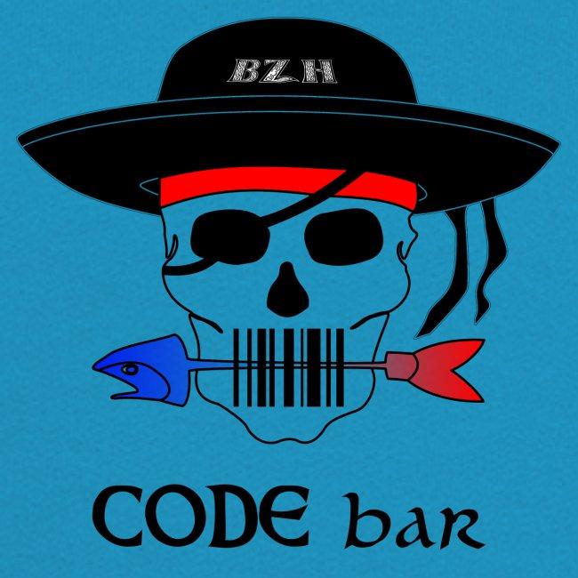 Code Bar couleur
