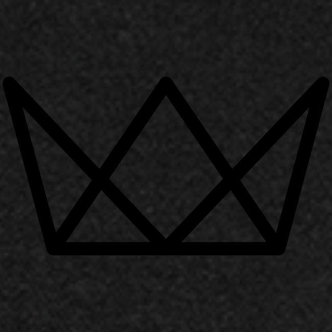 TKG Krone schwarz CMYK