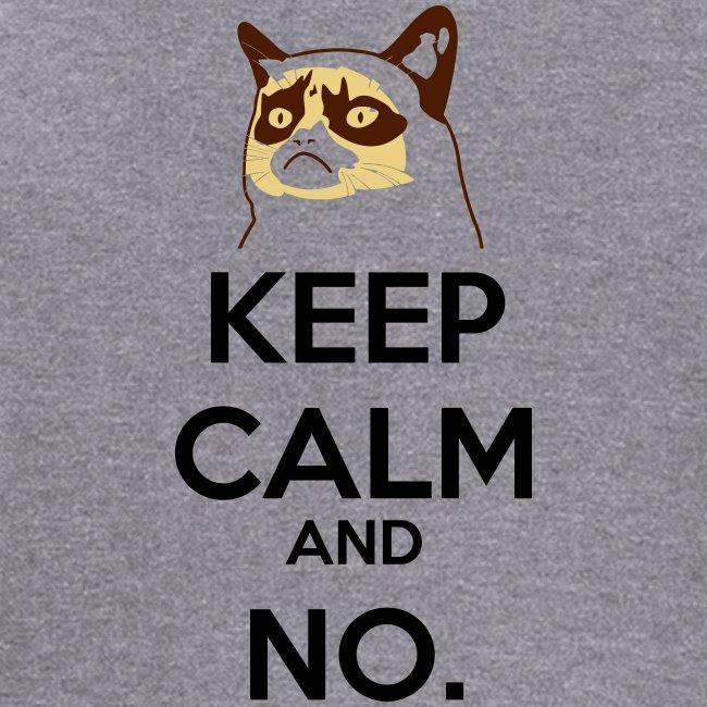 Grumpy Cat Keep Calm