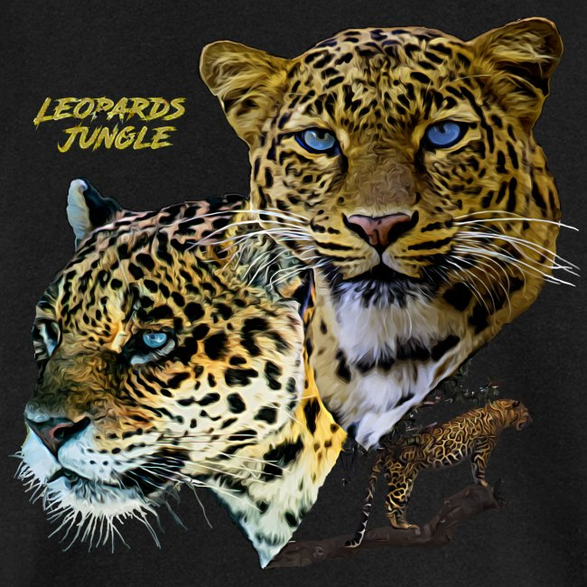 leopards jungle