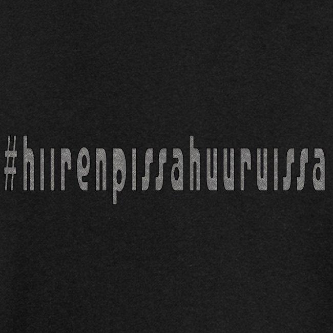 #hiirenpissahuuruissa - Teksti