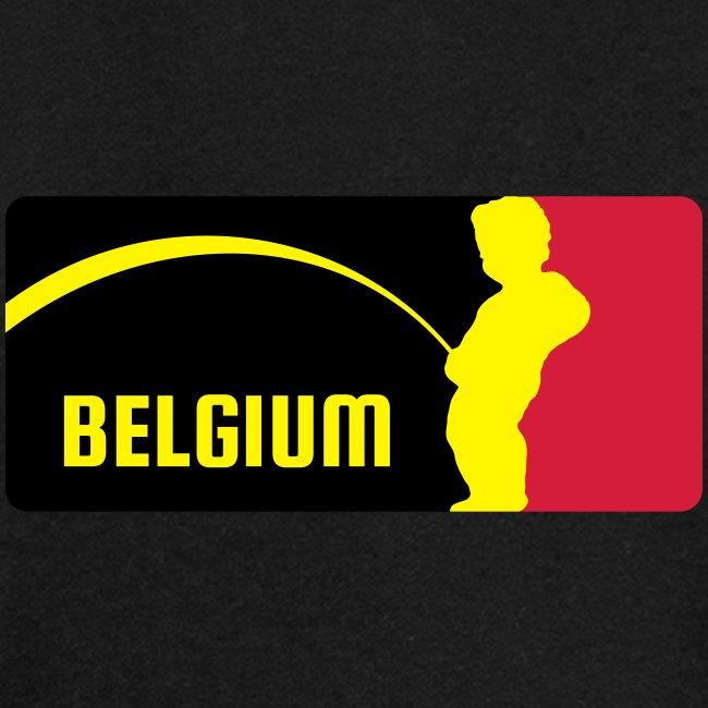 Mannekke Pis, Belgium Rode duivels - Belgium - Bel