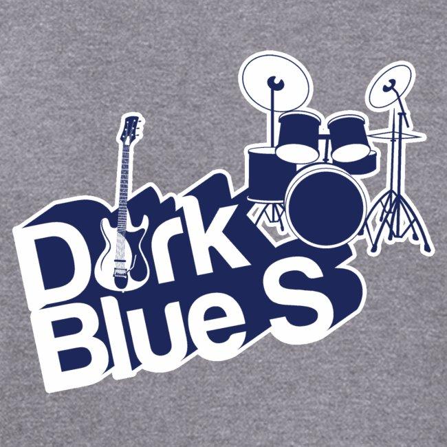 Dark Blue S logo