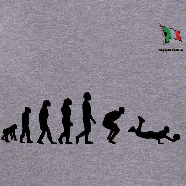 evolution volley defense