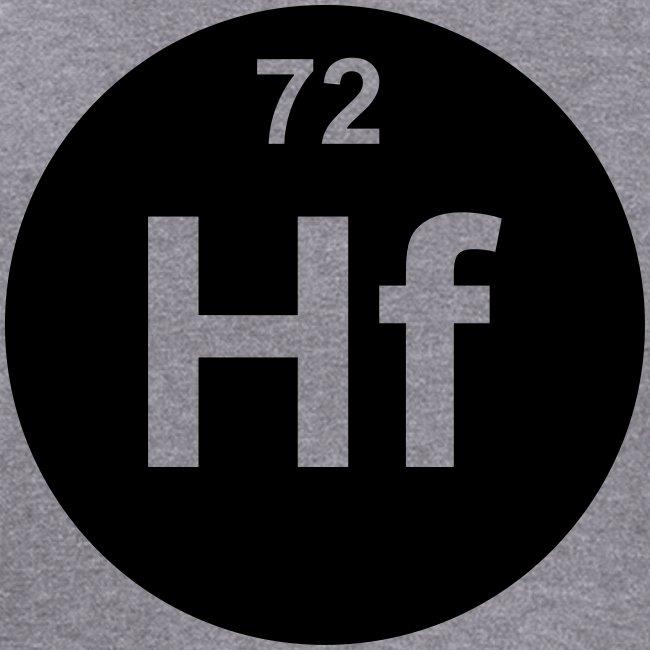 Hafnium (Hf) (element 72)
