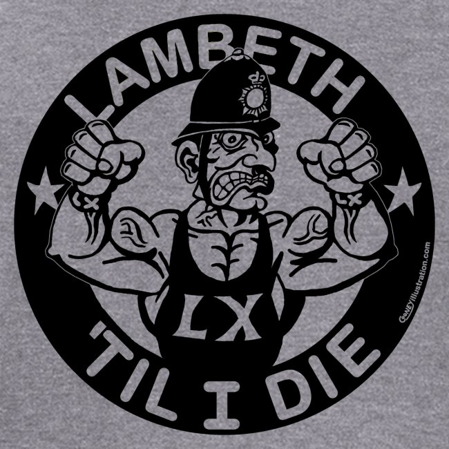 LAMBETH - BLACK