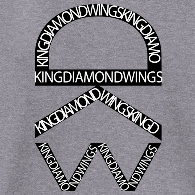 King Diamond Wings Logo