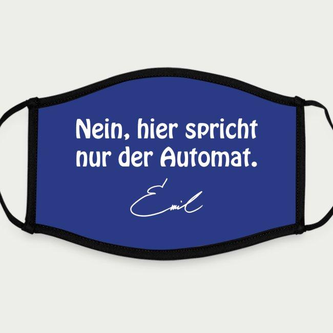 Emil Steinberger Nein hier spricht nur der Automat