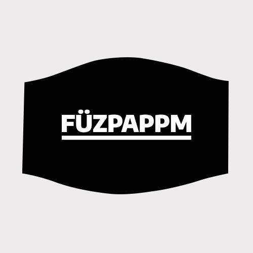 Maske Füzpappm - Kontrastmaske, einstellbar (Large)