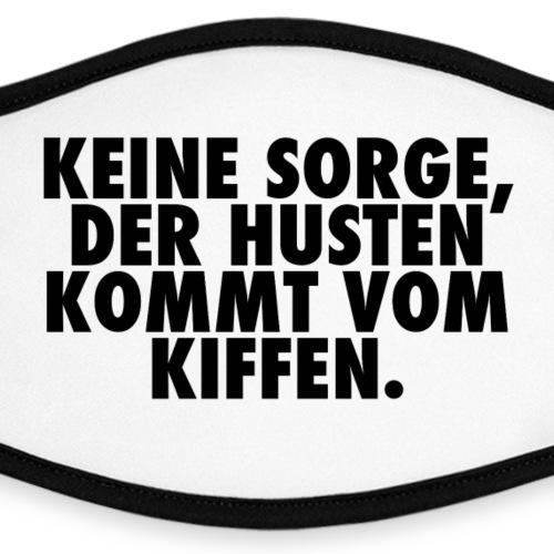 KIFFERHUSTEN - Kontrastmaske, einstellbar (Large)