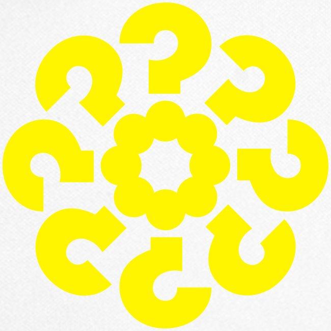 Slumpgeneraternas partisymbol (utan text)