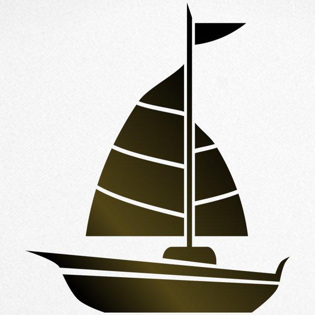 sailboat Printdesign