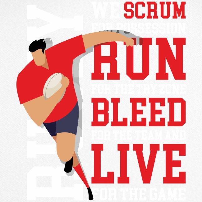 MarPlo Scrum Run Live whiteRed