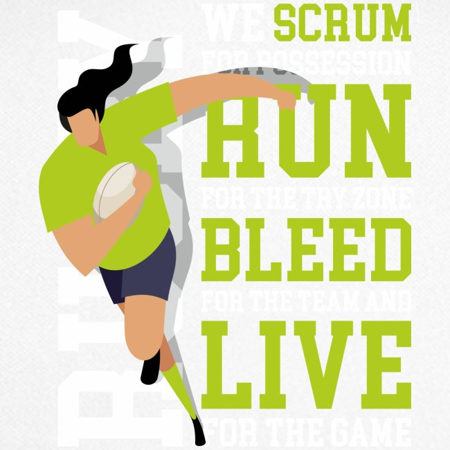 MarPlo Scrum Run Live whiteGreen W