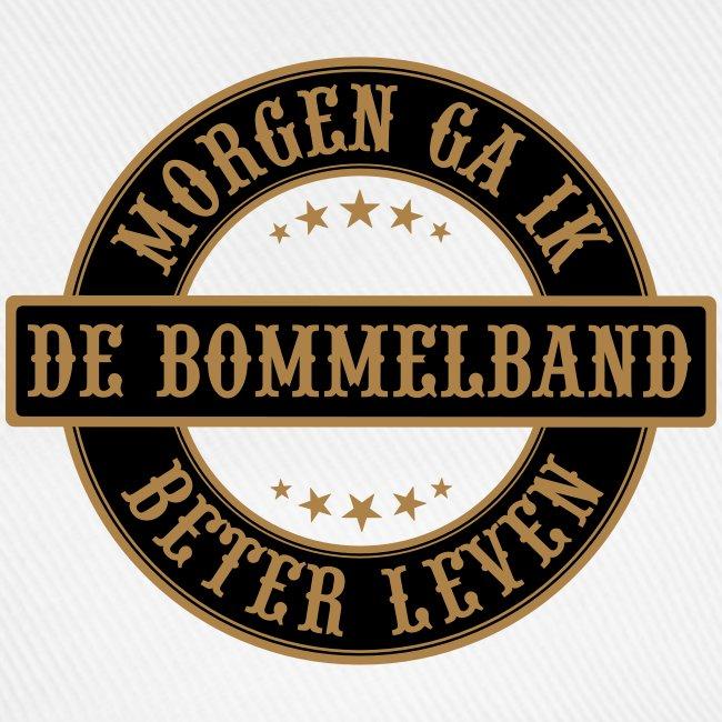 bb logo rond shirt