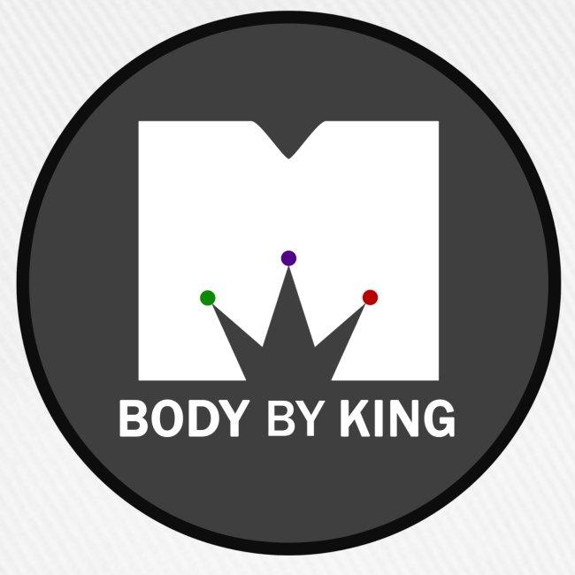 BodyByKing Main Logo