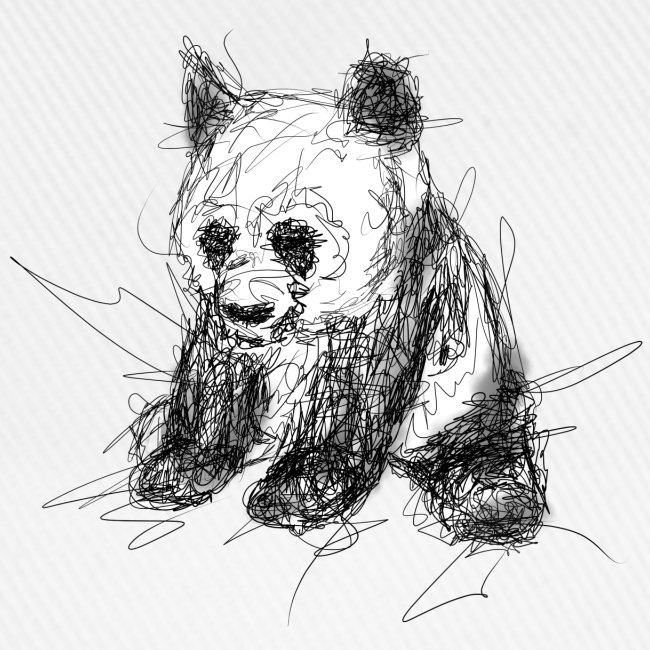 Scribblepanda