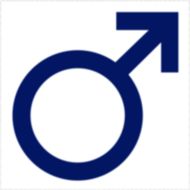 Male-symbol mars