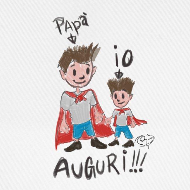 "IO E PAPA' ""murales"""