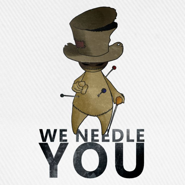 WE NEEDLE YOU