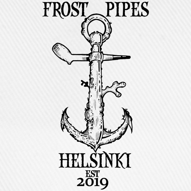 Frost Pipes Anchor
